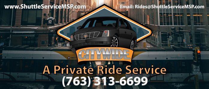 Citywide Shuttle MSP